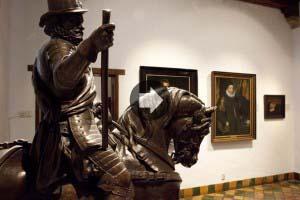 Zaal 3 Museum Prinsenhof Delft - Fotograaf MarcoZwinkels